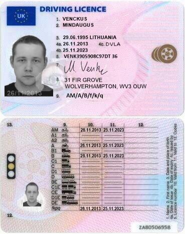 Pirkti vairuotojo pažymėjimą, Whatsapp: +27603753451 pasai, diplomai