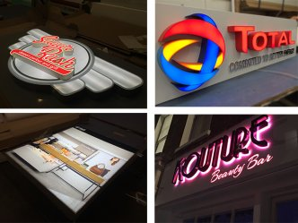 Photo 1 - Sign and Print Company in Wembley | Sign Makers in London | Sign Shop | Print Shop