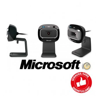 Photo 1 - Microsoft T4H-00004 LifeCam WEB internetinė kamera
