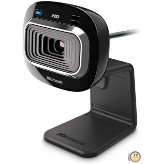 Photo 2 - Microsoft T4H-00004 LifeCam WEB internetinė kamera