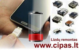 Photo 2 - TELEFONŲ / PLANŠETŲ Micro USB lizdai 3,50 eur