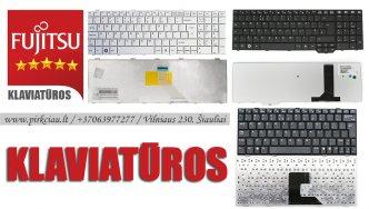 Photo 1 - FUJITSU nešiojamo kompiuterio klaviatūros PIGIAUSIAI