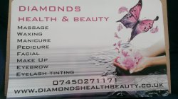Diamonds health & beauty
