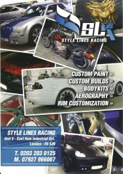 Style Lines Racing
