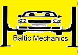 Baltic Mechanics LP