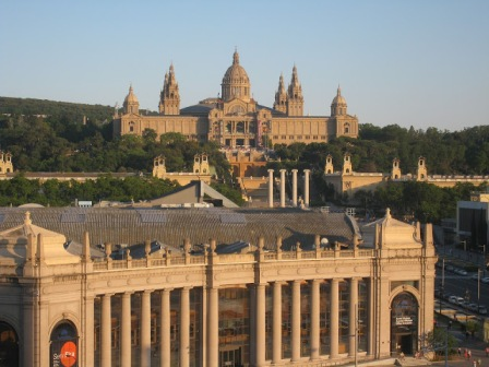 Gegužės prisiminimai: Barselona pėsčiomis