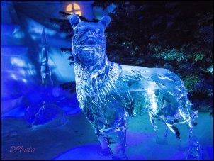 Ledo skulptūrų festivalis Londone