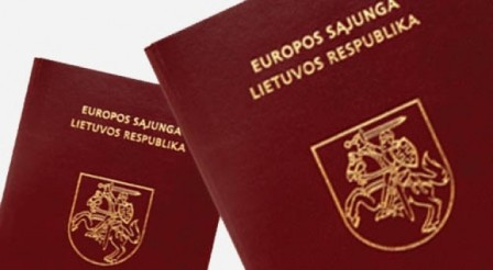 Liberalų iniciatyva įteisinta dviguba pilietybė užsienyje gimusiems lietuvių vaikams