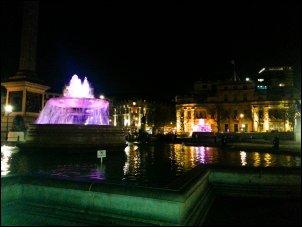 Kalėdos Trafalgaro aikštėje 2013