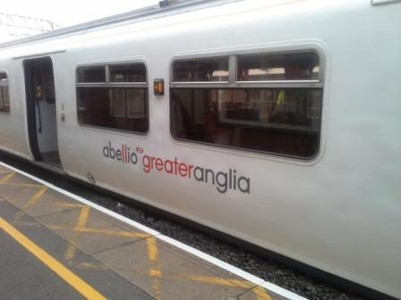 Informacija keliaujantiems traukiniais